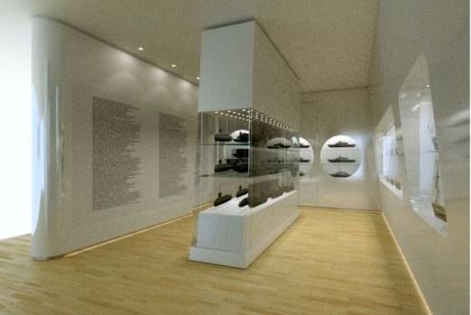 Nowy wystrój Muzeum Marynarki Wojennej w części będzie gotowy w przyszłym roku latem. Do tego czasu obiekt będzie zamknięty.