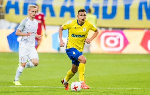 W ekstraklasie Dawid Sołdecki spędził w tym sezonie 543 minuty na boisku jako defensywny pomocnik.