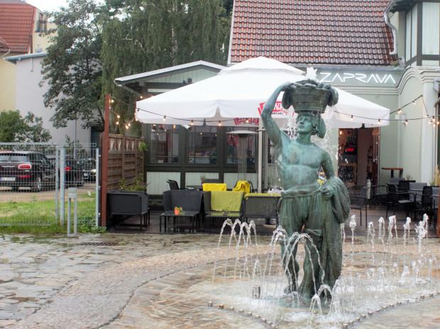 Restauracja Zaprava.