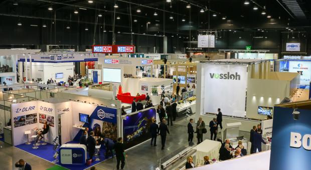 Na targach obecnych jest ok. 700 wystawców z 25 krajów. Nz. fragment hali A.