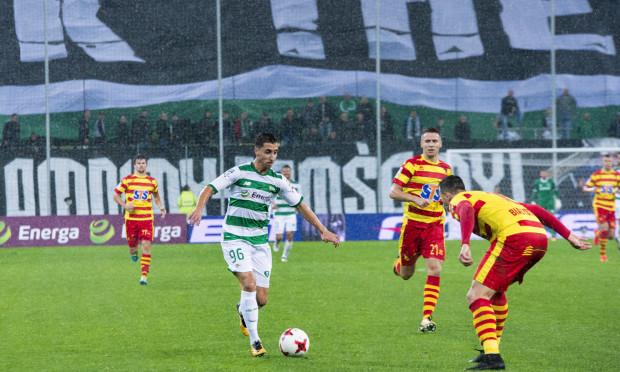 Pomocnik Lechii Joao Oliveira strzelił jedną bramkę w tym sezonie, wykańczając najładniejszą akcję Lechii w rozgrywkach, w meczu z Wisłą Kraków.