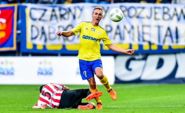 Adam Marciniak zagra po raz kolejny przeciwko Cracovii, w której grał w latach 2013-2015. Jak przyznaje, nie śledzi bardzo wnikliwie poczynań tej drużyny.
