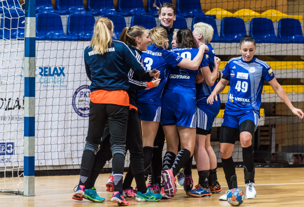 Piłkarki ręczne Vistalu Gdynia co pół roku mogą liczyć na pieniądze z tytułu promocji miasta.