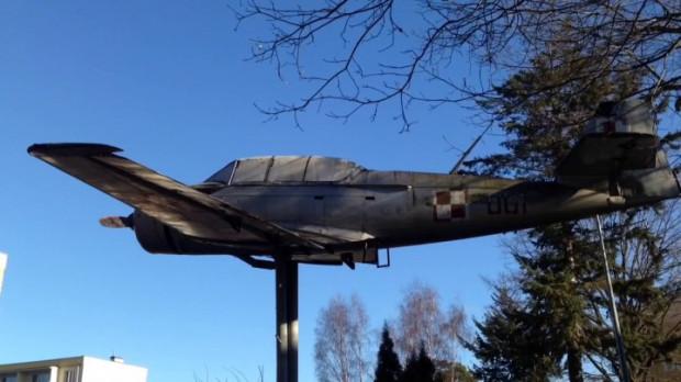 Uznanie gdynian zyskał m.in. pomysł remontu samolotu na Babich Dołach