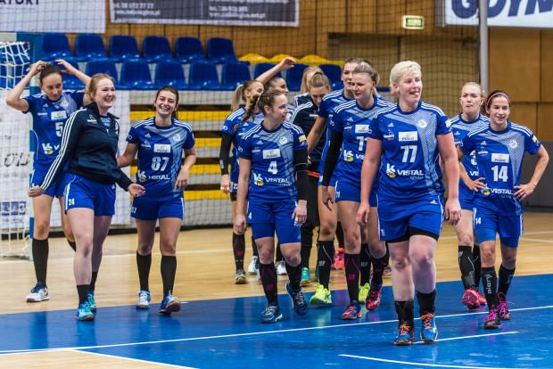 Czy po inauguracji Ligi Mistrzyń piłkarki ręczne Vistalu Gdynia będą w dobrych nastrojach?