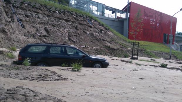 Skutki zeszłorocznych ulew w lipcu. Ich usuwanie pochłonęło ponad 10 mln zł.