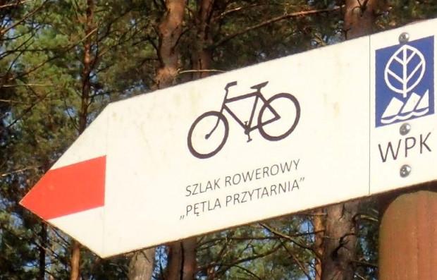 """Zdjęcia z rowerowej przejażdżki szlakiem przyrodniczym """"Pętla Przytarnia"""""""