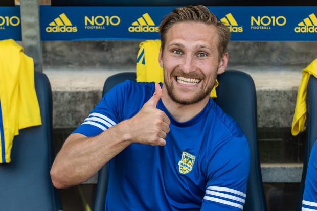 Siergiej Kriwiec liczy, że nadchodzi jego czas w Arce Gdynia.