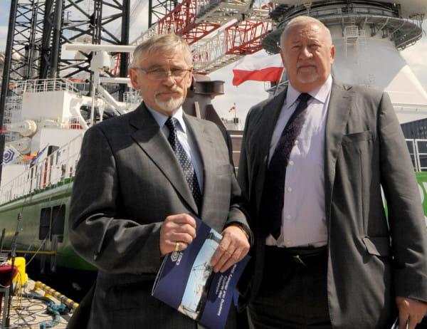 Stocznia Crist to firma stworzona przez Krzysztofa Kulczyckiego i Ireneusza Ćwirko, który ponownie objął funkcję prezesa w zarządzie spółki.