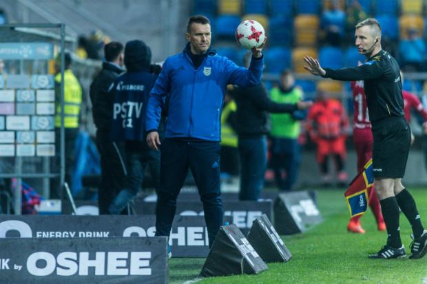 Leszek Ojrzyński zapewnia, że on nie nakazuje grać Arce Gdynia na remis. Celem są zwycięstwa i z takim nastawieniem żółto-niebiescy mają wyjść na mecz z Jagiellonią Białystok.