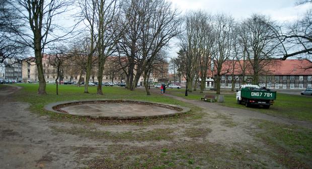 Na Placu Wałowym planowane jest m.in. odtworzenie fontanny oraz budowa miejsc parkingowych.