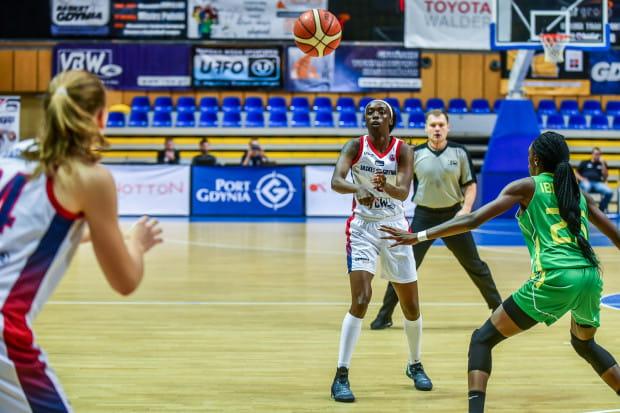 Od początku rozgrywek Kahleah Copper jest liderką ataku Basketu 90. Za liderkę drużyny Amerykanka uważa jednak Jelenę Skerović.