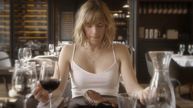 """Kadr z filmu """"Głód mięsa"""", który będzie można zobaczyć w Gdyńskim Centrum Filmowym 4 listopada."""