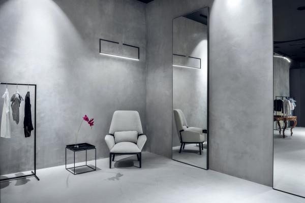 Minimalistyczne wnętrza nie są przepełnione wyposażeniem, dlatego bardzo istotną rolę odgrywają materiały wykończeniowe.