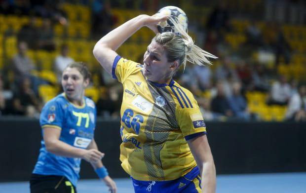 Joanna Szarawaga zagra we wtorek przeciwko drużynie, z którą wywalczyła m.in. trzy tytułu mistrza Polski.