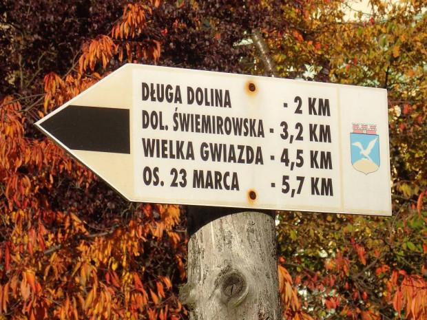 Jesienne wędrówki sopockimi szlakami spacerowymi