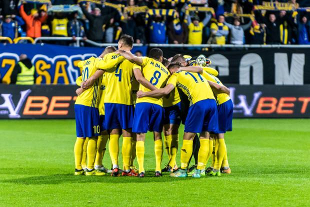 Arka Gdynia zbiera siły i mobilizuje się na 7 meczów, które pozostały jej do rozegrania jeszcze w tym roku.