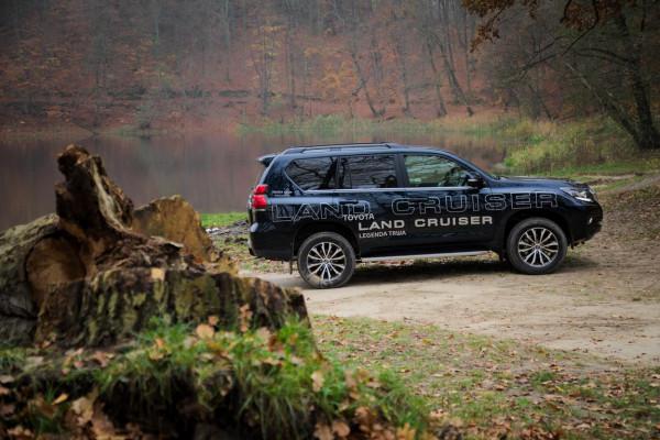 Nowy Land Cruiser jest o 6 cm dłuższy od swojego poprzednika.