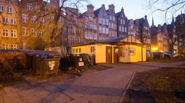 W planie wskazano lokalizacje punktów gromadzenia odpadów. Pojawiła się też sugestia utworzenia nowej publicznej toalety.