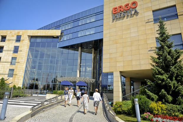 Nowe centrum operacji międzynarodowych dotyczących ubezpieczeń korporacyjnych zostało utworzone w oparciu o doświadczenia polskiej spółki Grupy Ergo. Na zdjęciu siedziba firmy Ergo Hestia w Sopocie.