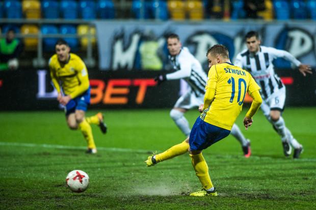 Mateusz Szwoch strzelił w ekstraklasie 6 goli. Wszystkie po uderzeniach z karnych.