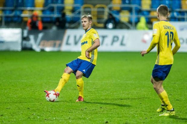 Siergiej Kriwiec strzelił jedenastego gola w polskiej ekstraklasie, ale pierwszego dla Arki Gdynia.