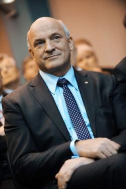 Paweł Olechnowicz, prezes Grupy Lotos.