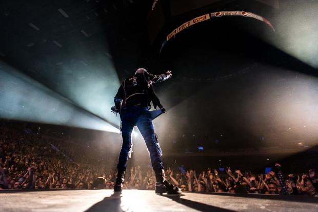 Scorpions zagrali w Ergo Arenie dla ponad 11 tysięcy fanów.