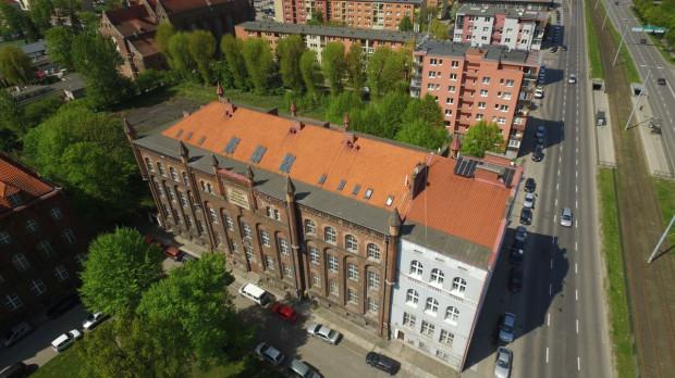 Budynek dawnego Gimnazjum Miejskiego, a po 1945 roku Technikum Spożywczego. W sobotę będzie można go zwiedzić - ostatni raz przed planowanym remontem, który zakończy się za dwa lata.