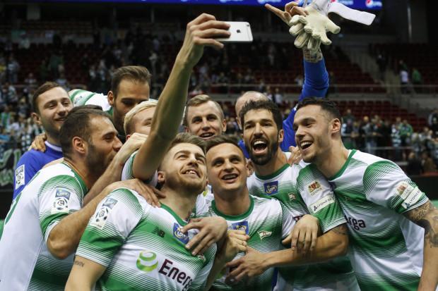 Piłkarze Lechii Gdańsk triumfowali w Amber Cup w 2017 roku.
