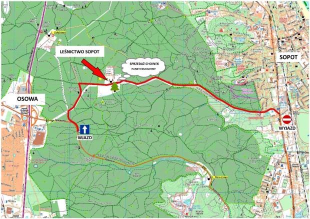 17 grudnia w godz. 9-14, przy leśniczówce Sopot (dojazd od ul. Spacerowej), będziemy mieli wyjątkową okazję do własnoręcznego wycięcia swojej wymarzonej choinki pod okiem specjalistów.