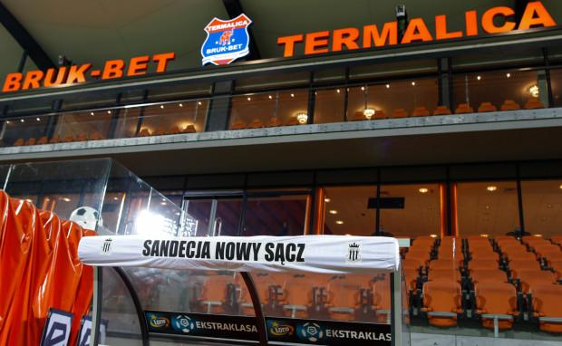 Czy Termalica, czy Sandecja to Lechia Gdańsk w Niecieczy zawsze traci punkty w doliczonym czasie gry.