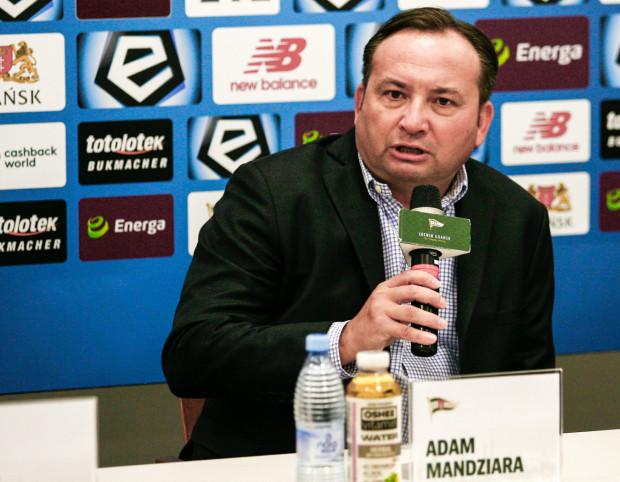Adam Mandziara apeluje o porozumienie na linii większościowy a mniejszościowi akcjonariusze Lechii Gdańsk oraz określenie na tej podstawie celów klubu i środków na ich realizacje.
