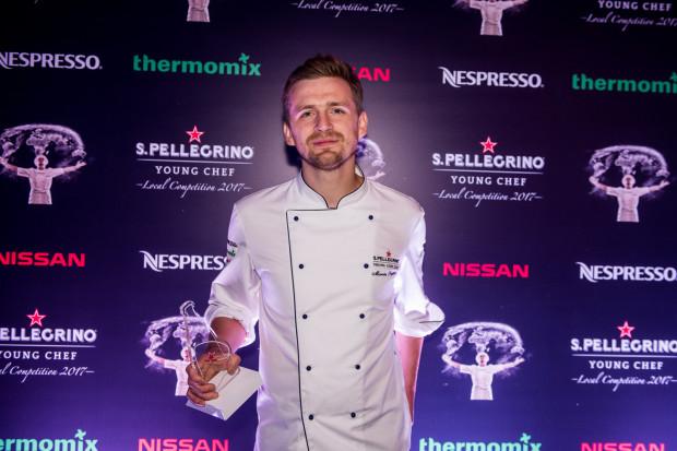 Marcin Popielarz to obecnie najbardziej doceniany w świecie młody szef kuchni z Trójmiasta.