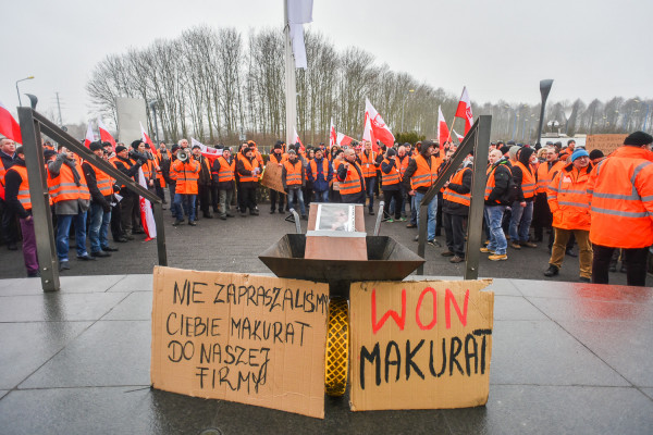 Protesty w lutym 2017 roku w Lotos Kolej to pierwsze tego typu wystąpienia w spółce Grupy Lotos. Wcześniej wszelkie konflikty udawało się rozwiązywać za pomocą dialogu.
