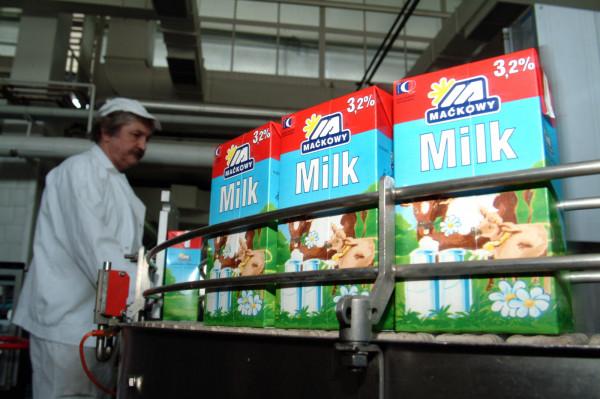 """Spółdzielnia Mleczarska """"Maćkowy"""" powstała w 1980 roku, ale jej historia i korzenie sięgają przełomu lat 50. XX wieku. Przez lata spółdzielnia była jednym z największych zakładów mleczarskich na Wybrzeżu."""