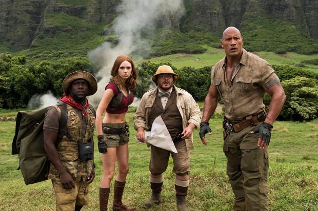 Czwórka nastolatków trafia poprzez grę do tajemniczej dżungli, gdzie pod postaciami awatarów, zupełnie przeciwstawnych do ich natury, muszą zawalczyć o powrót do domu.