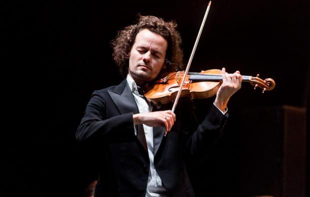 Podczas Wielkiej Gali - J. Strauss i Przyjaciele w Gdynia Arenie wystąpi m. in. wybitny polski skrzypek Mariusz Patyra.