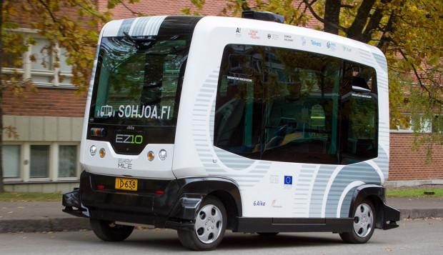 Taki testowy pojazd autonomiczny może pojawić się w Gdańsku już w 2019 r.
