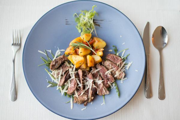 W Tutta Mia zjemy tradycyjną kuchnię włoską.