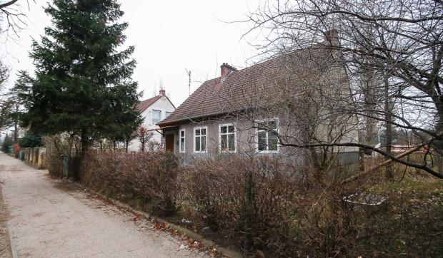 Domy przy ul. Obrońców Westerplatte, które mogą być przebudowane, zburzone lub wyremontowane.