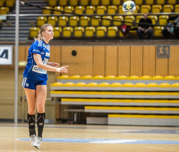 Paulina Uścinowicz zdobyła w Lublinie 8 bramek.