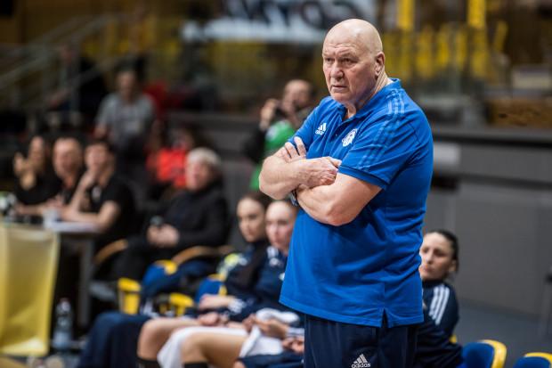 Giennadij Kamielin jest przekonany, że GTPR Gdynia jest w stanie wygrać z każdym w grupie C Pucharu EHF.