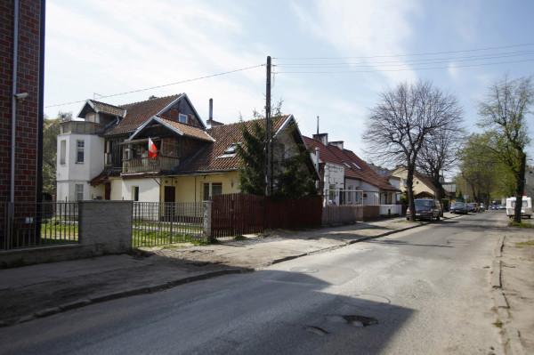 Do sobotniego zdarzenia doszło na ul. Pułaskiego w Brzeźnie.