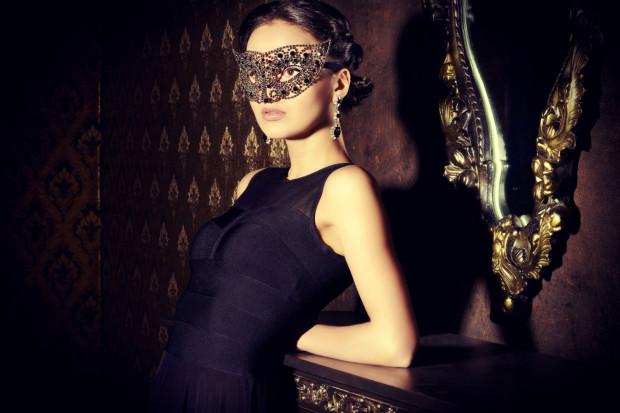 Karnawałowa Maska dodaje nam odrobinę tajemniczości.
