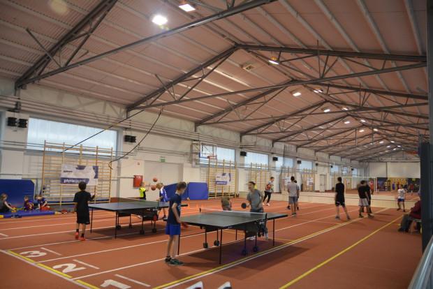Darmowe zajęcia w Gdyni przewidują m.in. treningi tenisa stołowego. W Sopocie odbędzie się nawet turniej.