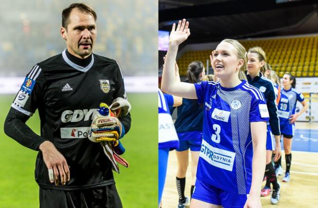 Pavels Steinbors i Katarzyna Janiszewska w ostatnich rekomendacjach ekspertów. Czy to gdyński bramkarz bądź  piłkarka ręczna, a może jednak ktoś z ośmiu pozostałych finalistów zostanie Ligowcem Roku 2017 w Trójmieście? Głosujcie do południa 31 stycznia.
