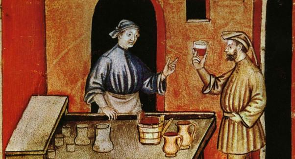 W średniowieczu wino było traktowane inaczej niż dziś. O jego roli w państwie zakonu krzyżackiego opowie w czwartek Maciej Badowicz z Uniwersytetu Gdańskiego.