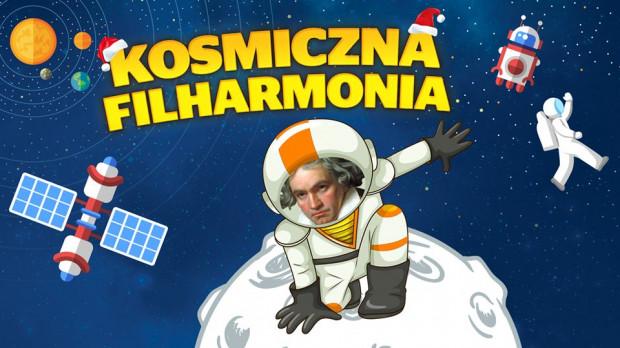 Koncerty z cyklu Kosmiczna Filharmonia to jedne z najciekawszych wydarzeń edukacyjnych dla dzieci.