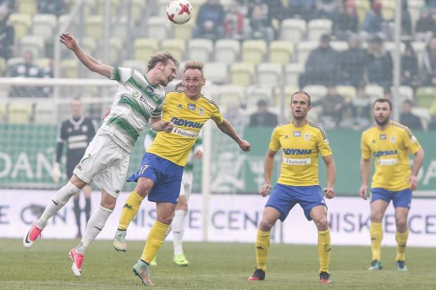Derby Lechia - Arka na Stadionie Energa Gdańsk zakończą rundę zasadniczą ekstraklasy. Wszystkie mecze 30. kolejki odbędą się 7 kwietnia o godz. 18.